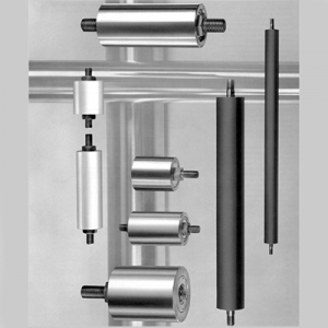 Straightening rolls