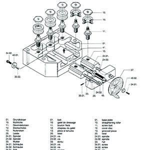 ERS Straightener Parts